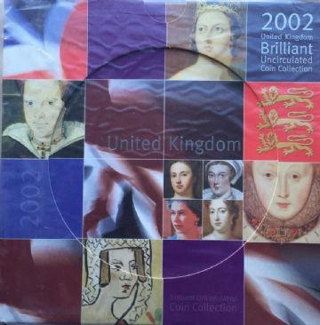 2002 Brilliant Uncirculated Coin Collection